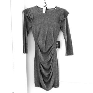 Express sweater dress never worn with tags